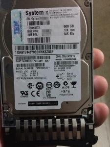 New And Original For 00wg696 00wg695 900g 12gb Sas X6 M5 3 Year Warranty Networking