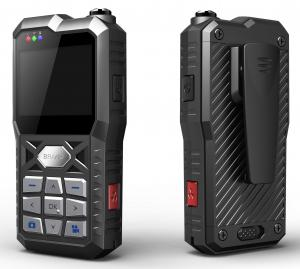 China 3G 4G GPS Wifi Police Wearing Body Cameras Wearable Portable on sale