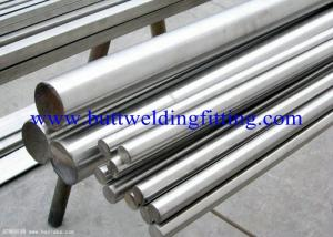 China Stainless Steel Plain Round Bar / Rebar / Flat Bar ASTM A 182 (F45) SGS / BV / IS9001 on sale