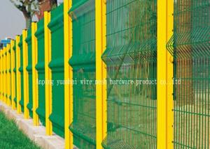 China Safety Garden Mesh Fencing Wire Rolls For Sport Field Garden High Strength on sale