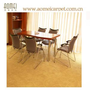 China Machine tufted carpet for hotel, machine made tufted wool carpet for hotel room  on sale