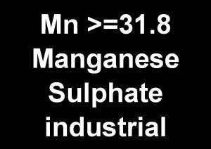 China Industrial Grade MnSO4·H3O Manganese Sulfate PowderSoil Application CAS No 7785 87 7 on sale