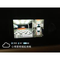 High Definition Car Rearview Camera System With 360 Degree Car Visual For Mercedes Benz GLA