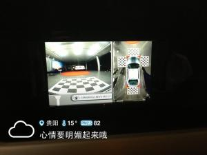 China High Definition Car Rearview Camera System With 360 Degree Car Visual For Mercedes Benz GLA on sale