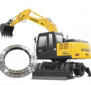 China Slewing Ring Bearings PC200-7 Used for Hyundai Komatsu Excavator, Zhongya slewing bearing on sale