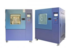 China Multi Function Electronic Dust Test Chamber Mirror SUS304 Stainless Steel Material on sale