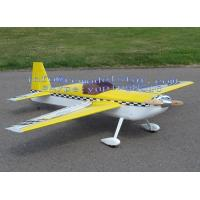 China Extra260 50cc Balsa Wood Radio Controlled Airplanes With Brushless Motor on sale