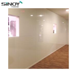 China White Board Glass Painted Glass With FENZI Paint on sale