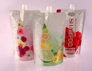China Liquide tenez les sacs flexibles en plastique 100g-2kg de bec d'emballage alimentaire on sale