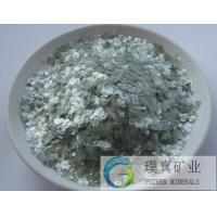 Black red white grey blue green brown yellow color Mica flakes/refractory materials dedicated Mica flake powder