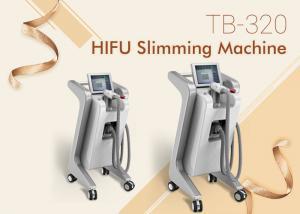 China 250khz Body Slimming Machine , HIFU Weight Loss Ultrasonic Beauty Instrument on sale
