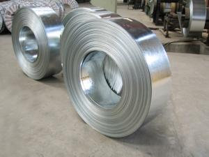 China DXD51, DXD52, 490, Grade 50 Z60 to Z275 Hot Dipped Galvanized Steel Strip / Strips on sale