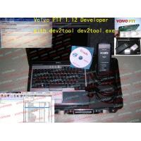 Volvo vcads Full Set of PTT+Volvo Developer+dev2tool exe+laptop+VOLVO VCADS Interface 9998555