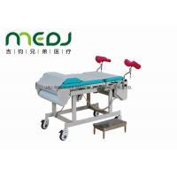 Steel Frame Gynecological Examination Bed Remote Control Change Sheet