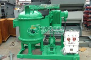 China Drilling mud waste management Equipment Vacuum Degasser for oil gas Drilling system on sale