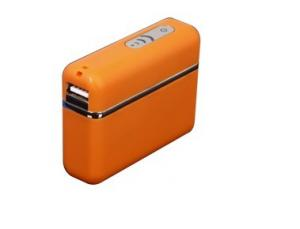 China High Capacity 5200MAH Rechargeable USB Power Bank for Mobile Phone on sale