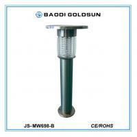 Solar mosquito killing lamp stainless steel