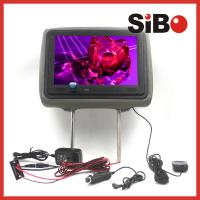 """10"""" Head Rest Touch Screen Display Android OS with 3G GPS USB Port and Advertising Software"""