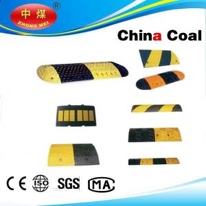 China DW-L07 rubber speed humps on sale