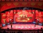 SMD Indoor P6 LED Screen Display Rental With Video For Mobile Media