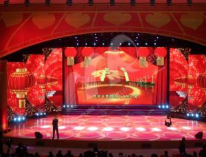 China SMD Indoor P6 LED Screen Display Rental With Video For Mobile Media on sale