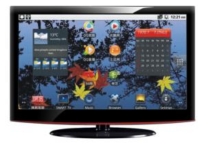 China Android Smart TV, Available with 42 inch screen on sale