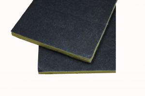 China Acoustic Insulation Glass Wool Board , Fiberglass Air Conditioning Duct Board on sale