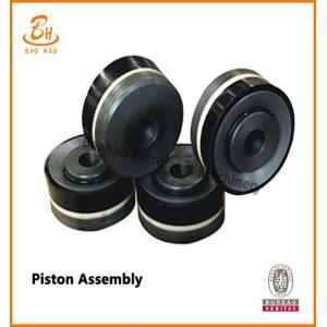China High Quality Piston Cores 42CrMo Pistons Assembly For BOMCO Mud Pump on sale