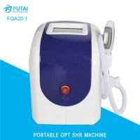 FQA20-6 opt/ shr laser hair removal machine