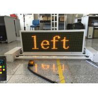 8mm Traffic LED Display 1/4 Scanning Driving Method 256x128mm Size