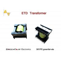 Horizontal ETD49 Large Power Transformer Cover Clip Custom Design Single Phase