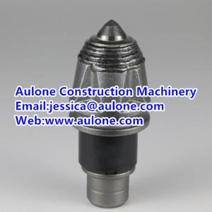 China Bullet Teeth,piling tools,rotary drilling rig tools,Drill bits on sale
