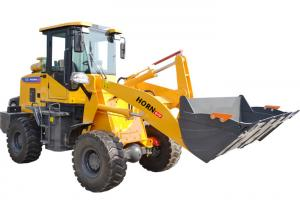 China 4WD Hydraulic Front End Loader 920T Small Skid Loader Low Noise For Building on sale