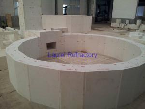 Quality Fireproof Corundum Refractory Bricks for sale