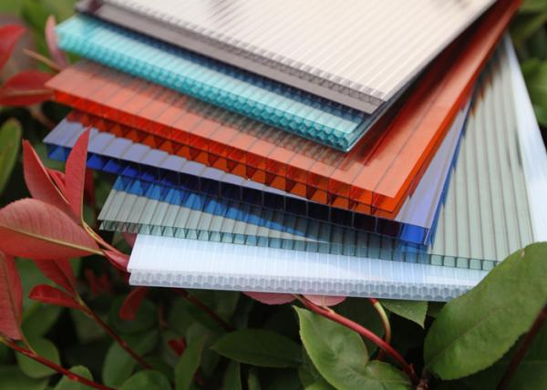 Multiwall Polycarbonate Roofing Sheets Construction Material Eco Friendly Of Polycarbonate Roofing Sheets