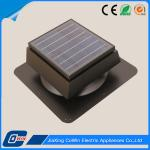 High Profile Vamper Air Solar Powered Exhaust Fan Roof Mount For Cold Areas