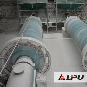 China Mineral Separation Quartz Sand Ore Dressing Plant Line Quartz Sand Ball Mill 8.5-60t/H on sale