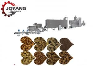 China Large Scale Fish Feed Production Line , Floating Fish Feed Pellet Machine on sale