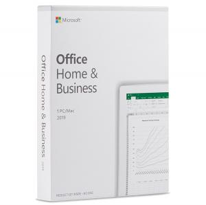 China No Disc Microsoft Office 2019 Home And Business For PC MAC supplier