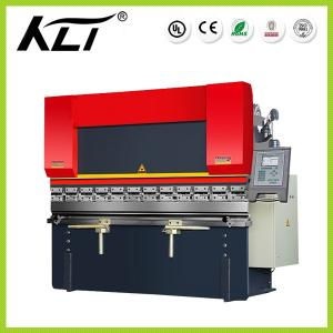 China WC67K-250*5000 Guillotine CNC Hydraulic Press Brake For Sheet Metal Pruning on sale