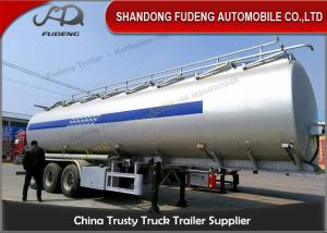 China Diesel Tanker TrailerLiquid Transportation / Chemical Tanker Truck50000 Liters on sale