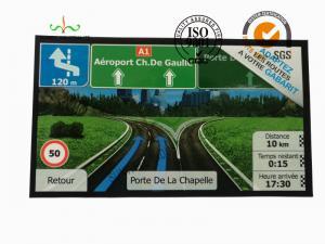 China Waterproof Navigator Custom Sticker Labels , Custom Printed Labels Stickers on sale