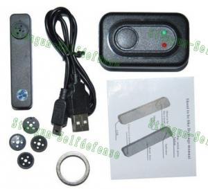 Quality Мини камера шпиона стиля кнопки/спрятанная камера for sale