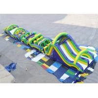 Radical Run Extreme Obstacle Course, Inflatable Slide Run Obstacle Course