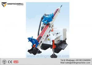China Hydraulic Sonic Drilling Rig for  Geological Exploration- Hole diameter 76-168mm on sale