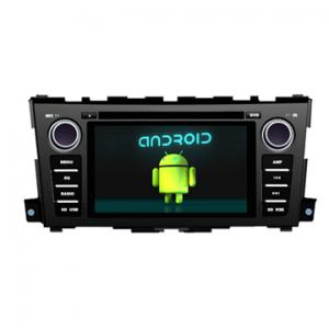 China Nissan Teana 2 Din Android Car Radio DVD Player With GPS _ TV _ WiFi _ USB on sale