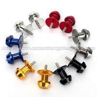 Motorcycle Spare Parts CNC Billet Aluminum Alloy 6mm 8mm 10mm Swingarm Spool