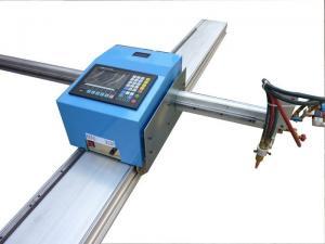 China cnc plasma metal cutting machine on sale