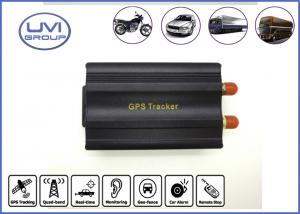 Quality VT103A Real Time 850 / 900 / 1800 / 1900MHZ GSM / GPRS Vehicle GPS Trackers for sale