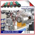 PE microduct  extrusion line 5/3.5mm, 10/8mm,12/10mm   Air blowing Telecommunication Cable Installation